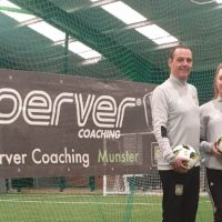 Coerver Coaching & District Health & Leisure Cork