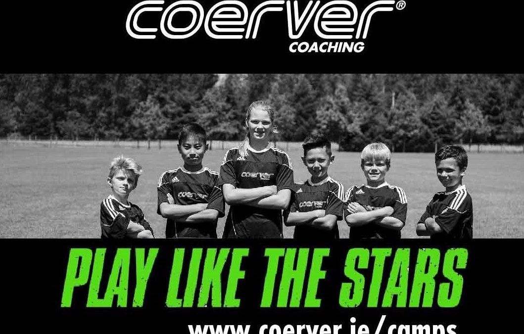 Coerver Summer Camps