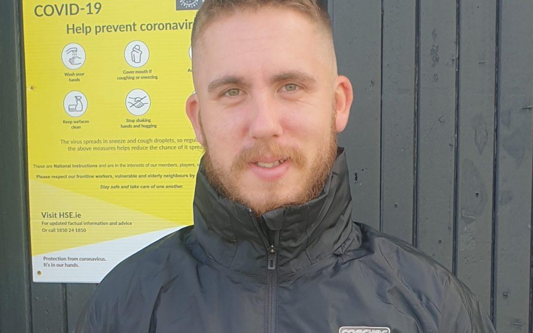 Ryan Daly Coerver Cork North
